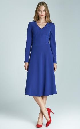 Sukienka Olivia - niebieski