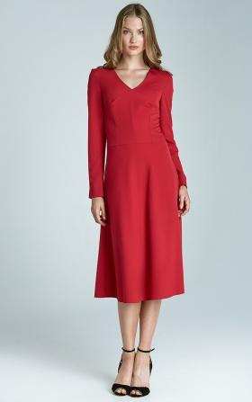 Sukienka Olivia - czerwony