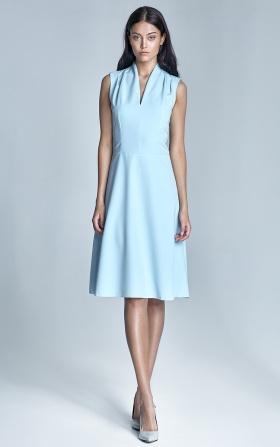 Sukienka Spring - błękit