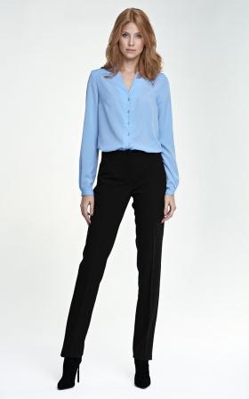 Eleganckie spodnie - czarny