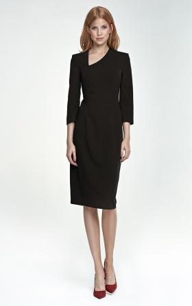 Sukienka Maddy - czarny