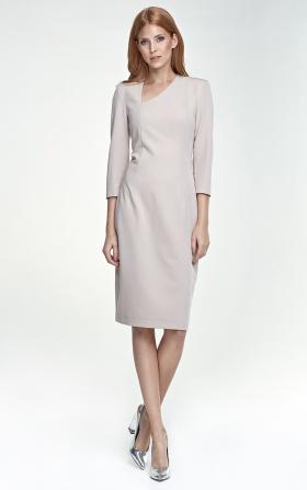 Sukienka Maddy - beż
