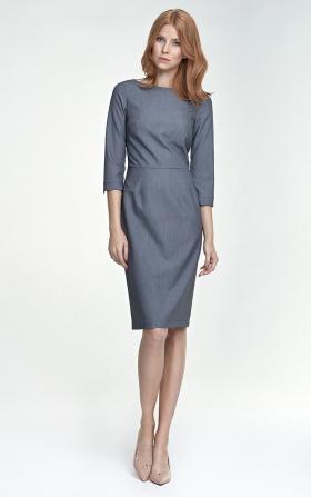 Sukienka Tracy - szary