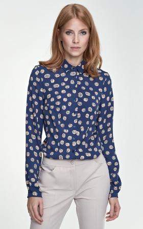Delikatna bluzka - dynie