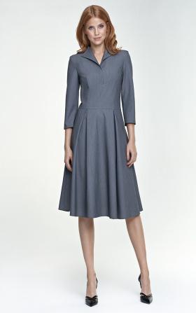 Sukienka Sue - szary