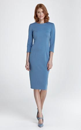 Sukienka Heidi - niebieski
