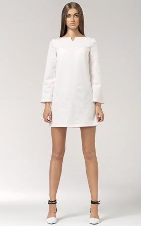 Sukienka Świtezianka - ecry