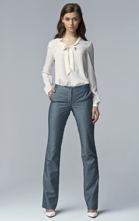 Bootcut trousers - jeans