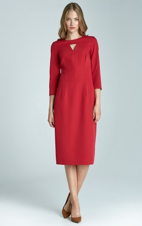 Sukienka Vanessa - czerwony