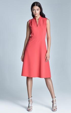 Sukienka Spring - koral
