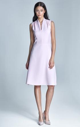 Spring dress - pink
