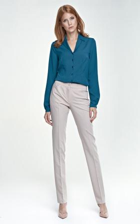 Eleganckie spodnie - beż