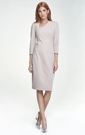 Maddy dress - beige