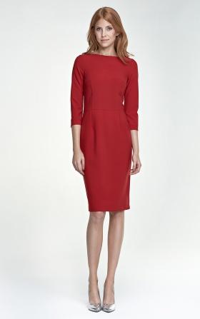 Sukienka Tracy - czerwony