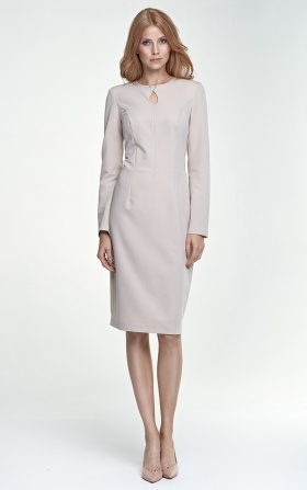 Sukienka Erin - beż