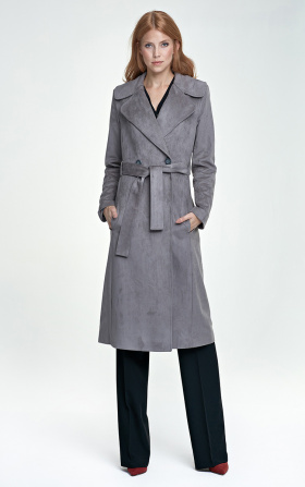 Long coat - gray