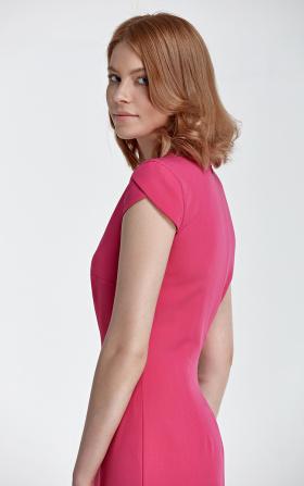 Sukienka Rosa w kolorze fuksji