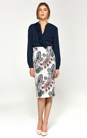 Pencil skirt - pattern