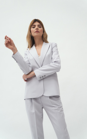 Classic grey jacket