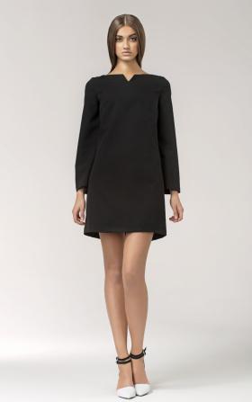 Sukienka Świtezianka - czarny